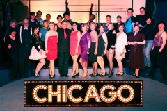 Chicago Cast, Crew _ Banner