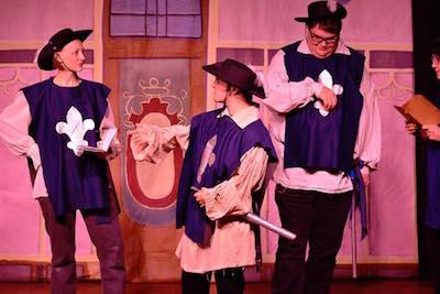 Aktion Theatre – Anacortes Community Theatre